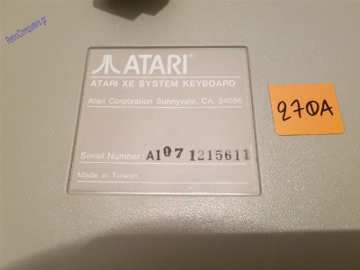 Atari XE Video Game System (XEGS)_37