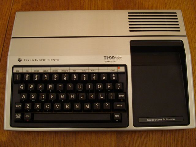 Texas Instruments TI-99-4A