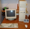 PC - Pentium 2 (with monitor)