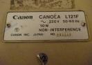Canon Canola L121F_11