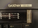 Typewriter Brother CE-60_2