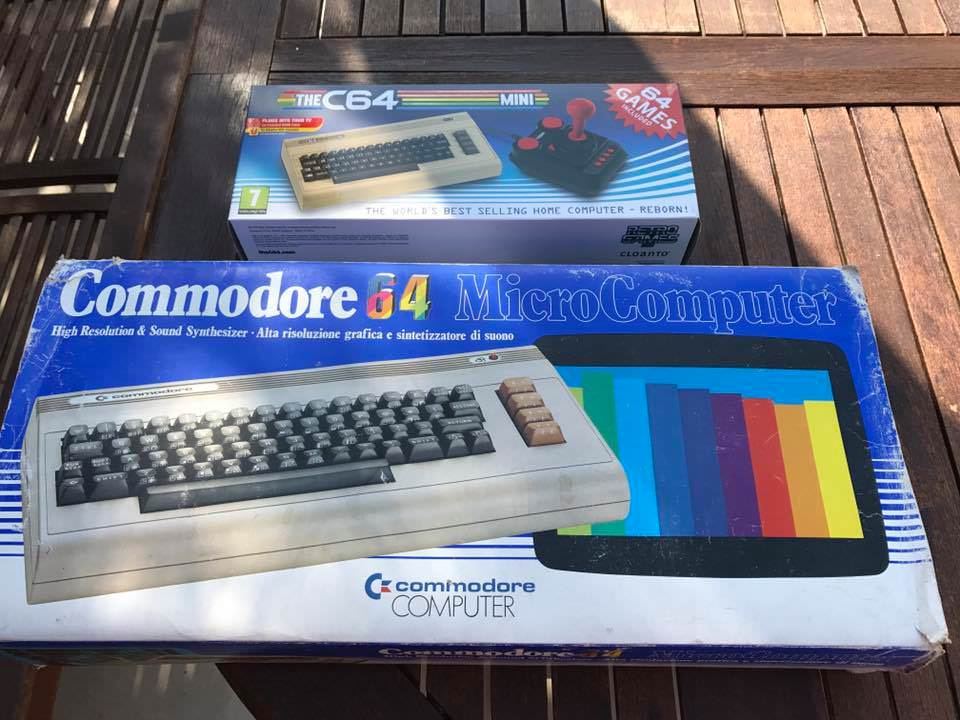 The C64 mini - Forum - RetroComputers gr